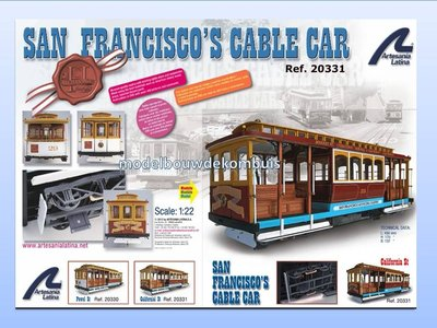 san francisco tram. Black Bedroom Furniture Sets. Home Design Ideas